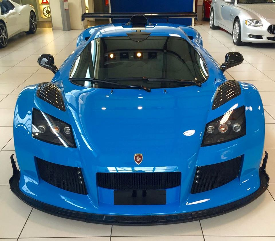Blue Gumpert Apollo S