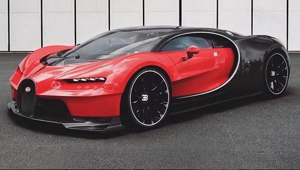 bugatti chiron crash test mule previews new design - gtspirit
