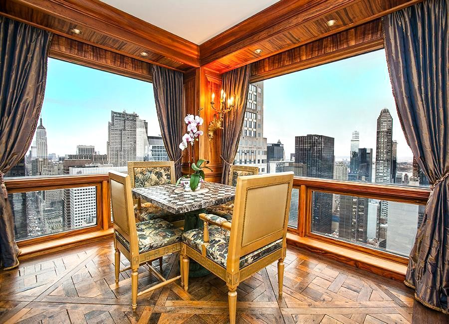 Inside Cristiano Ronaldo S New York Apartment In Trump Tower