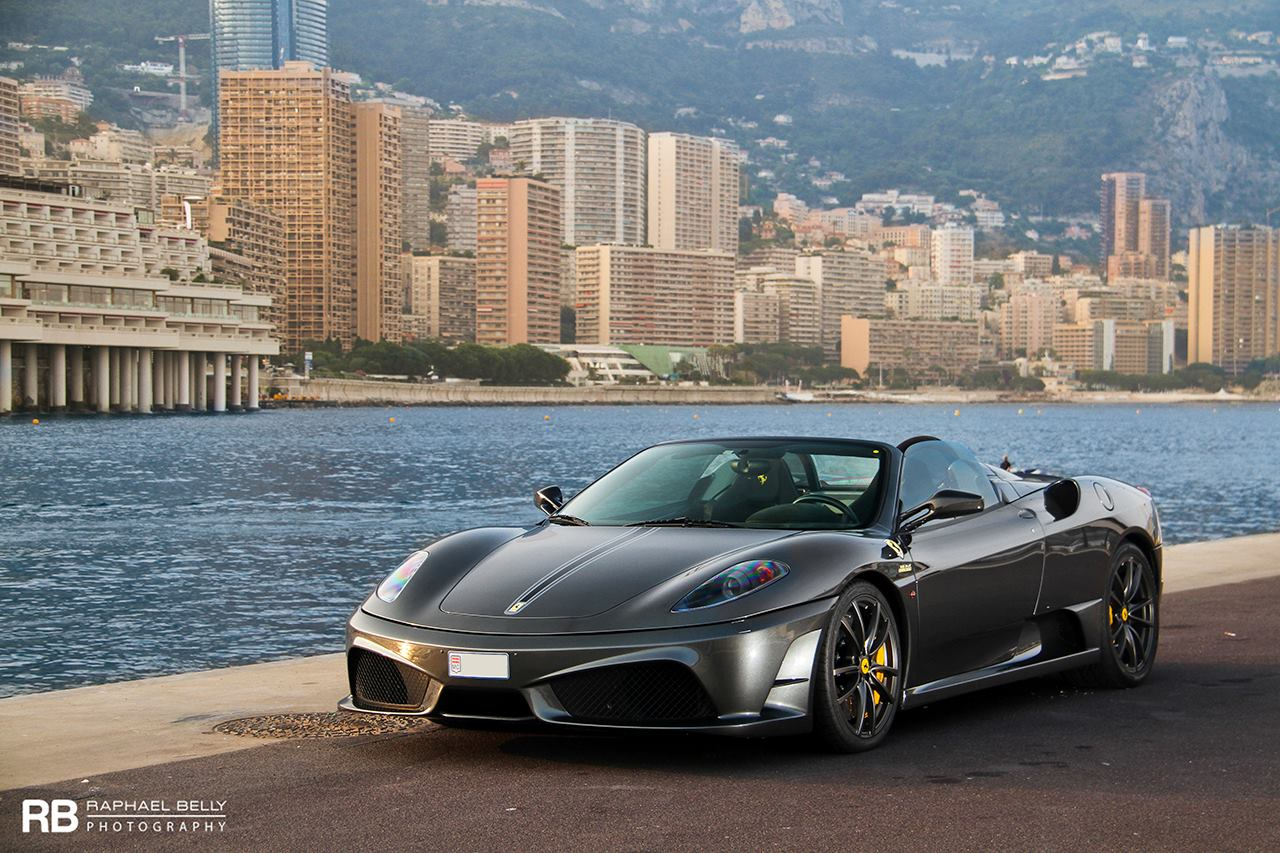Photo Of The Day Ferrari 430 Scuderia Spider 16m In
