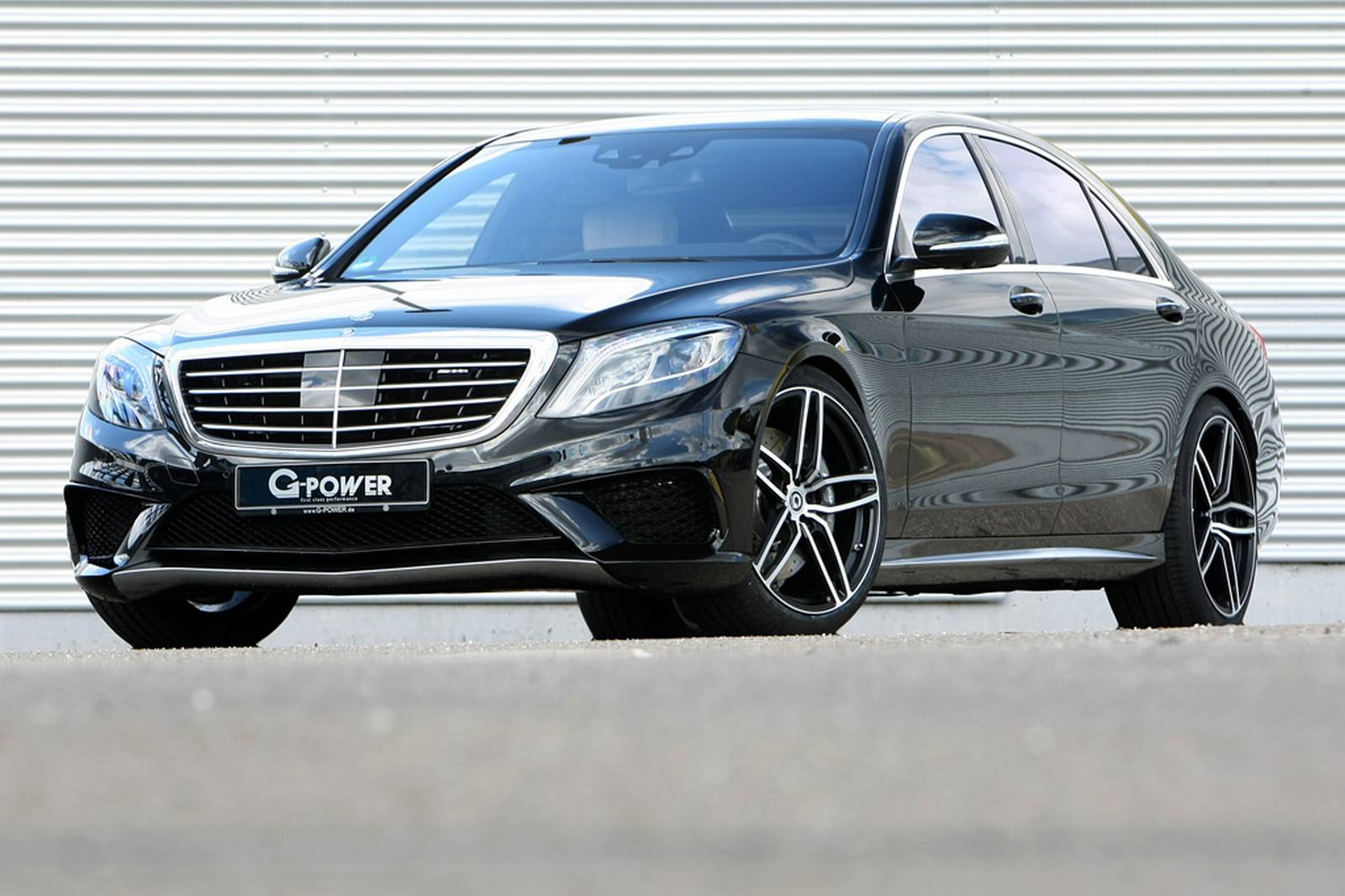 Official g power mercedes benz s63 amg gtspirit for Mercedes benz amg s63