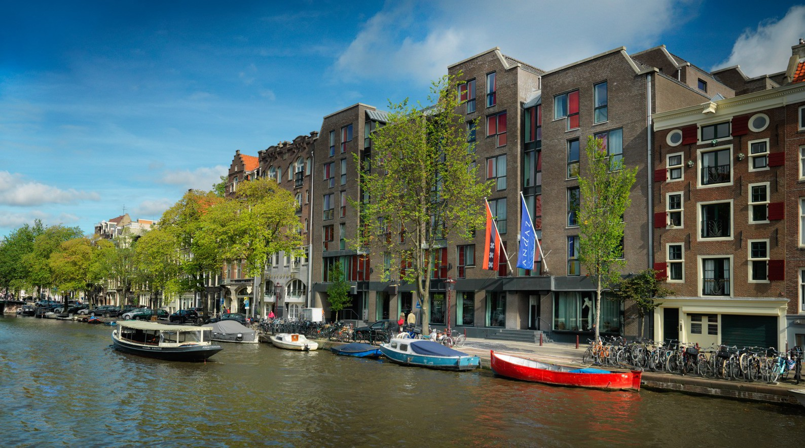 The Andaz Hotel Amsterdam