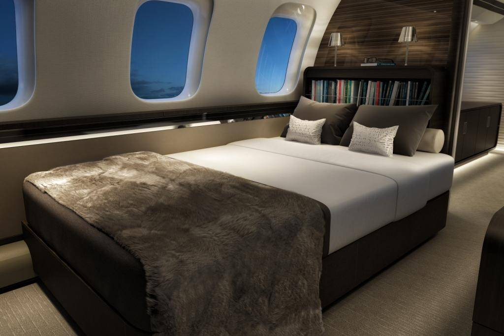 Bombardier Global 7000 8000 The Epitome Of Private Jet Life Gtspirit
