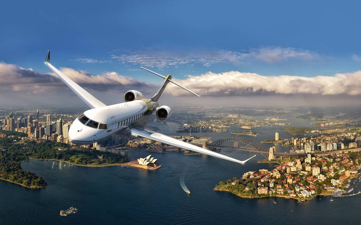 Bombardier Global 7000 8000 The Epitome Of Private Jet
