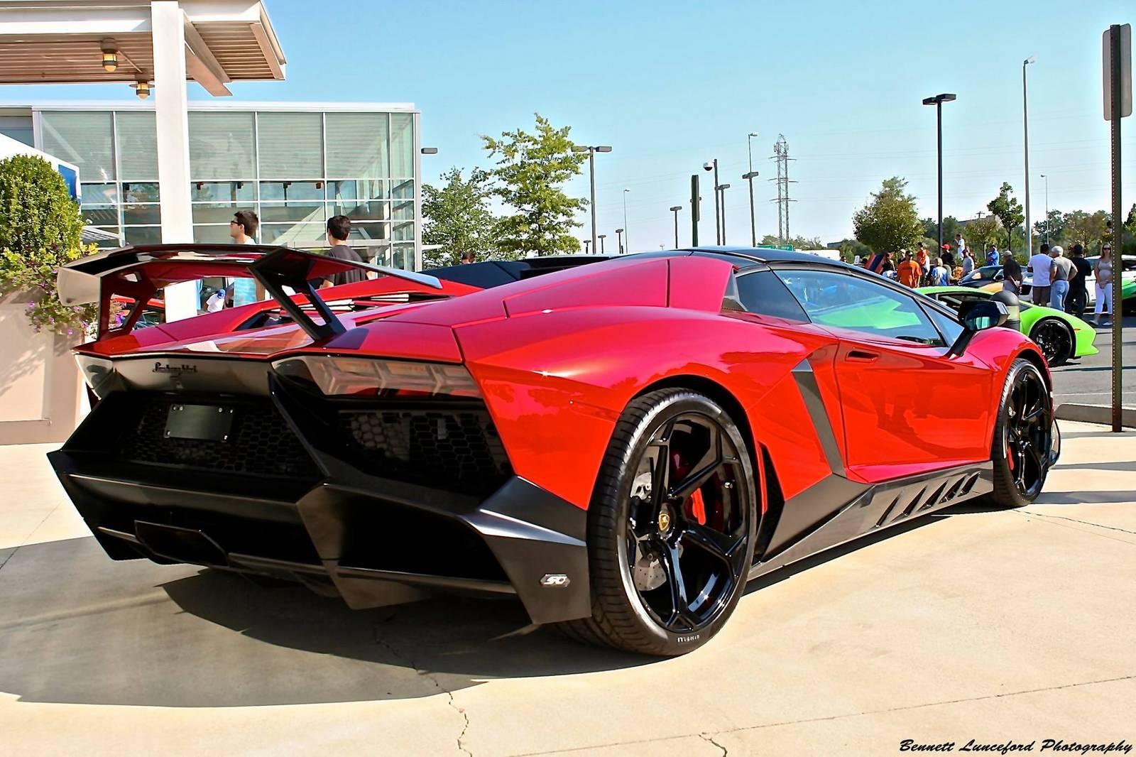 Unique Novitec Torado Lamborghini Aventador 50th Anniversario