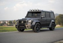 Mansory Gronos Mercedes-Benz G63 AMG