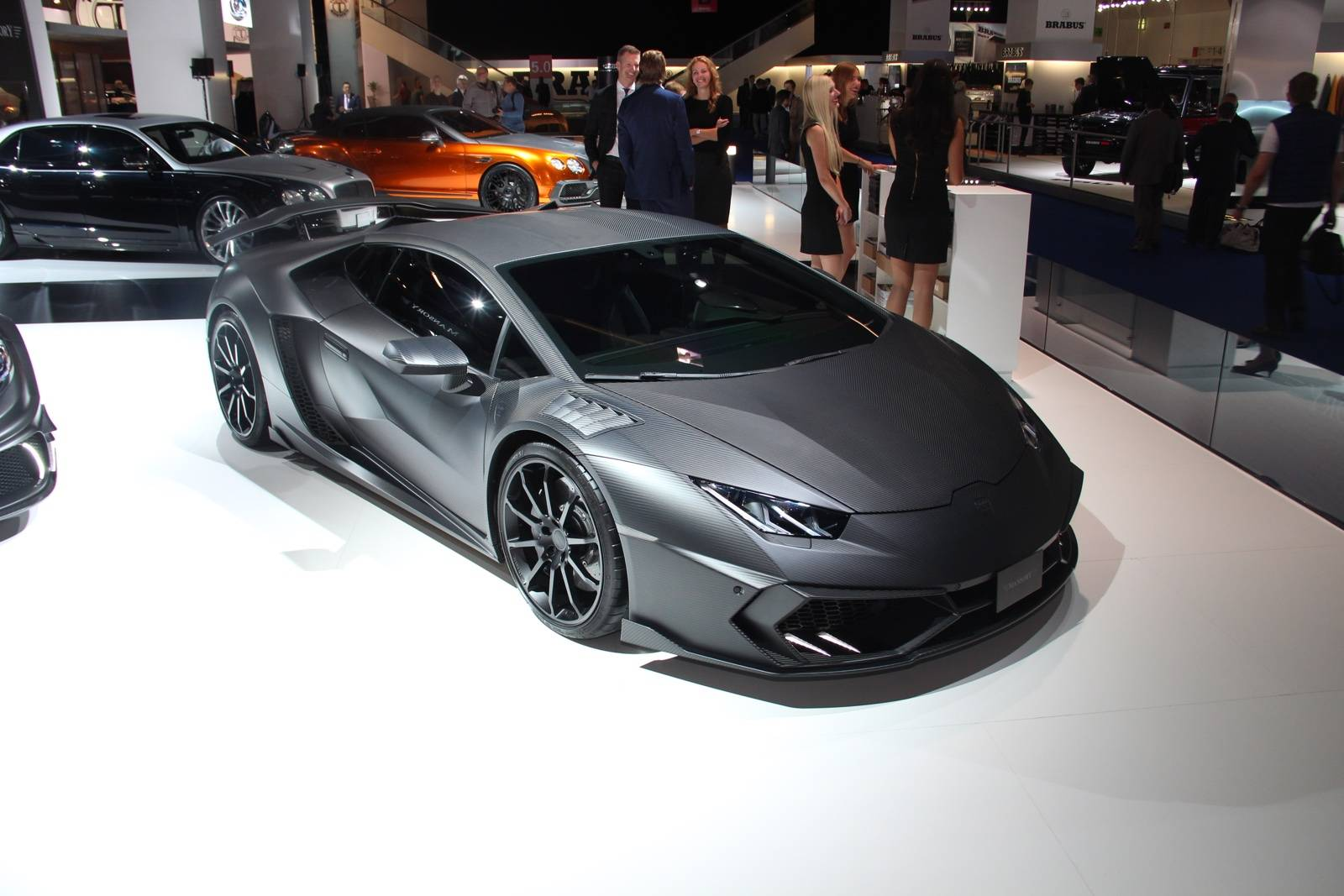 frankfurt 2015 mansory torofeo lamborghini huracan gtspirit. Black Bedroom Furniture Sets. Home Design Ideas