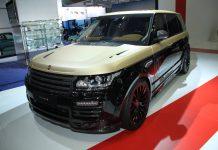 Mansory Range Rover LWB