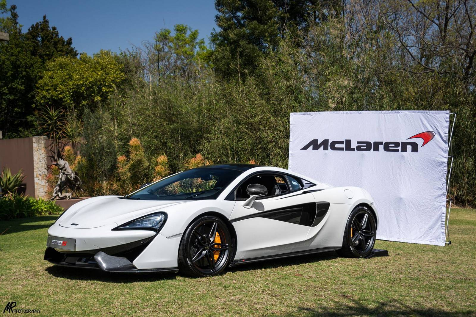 mclaren 570s launched in south africa   gtspirit