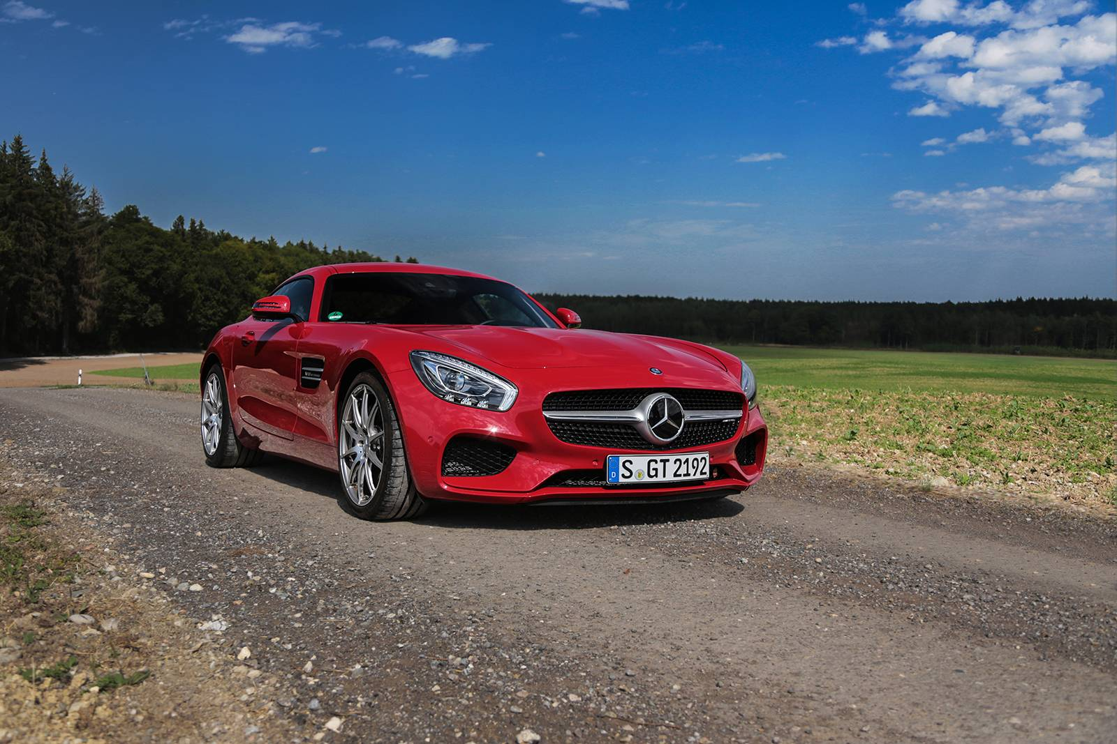 2016 Mercedes-AMG GT Review