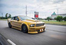 Custom Ford Mustang