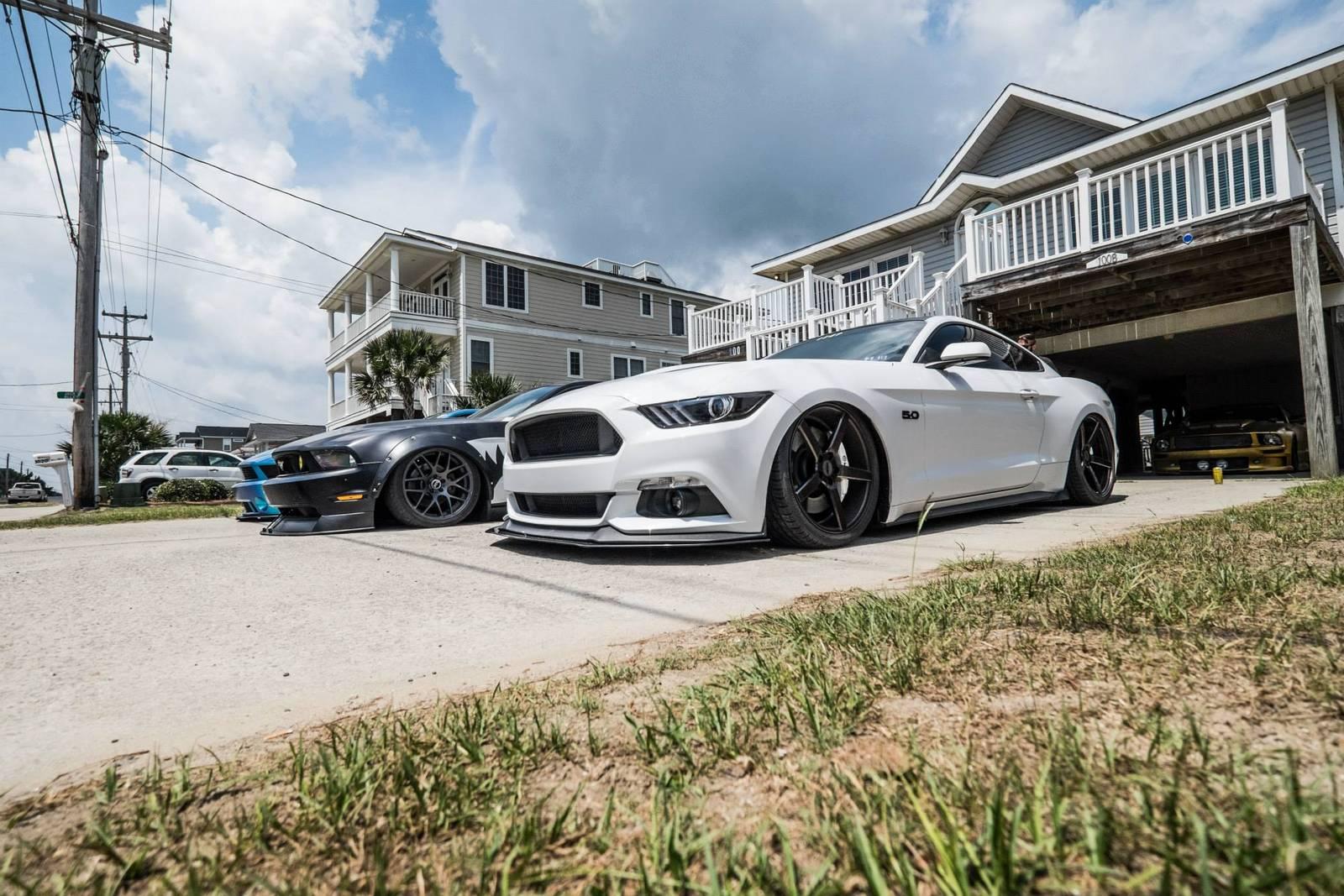 Mustang Week 2017