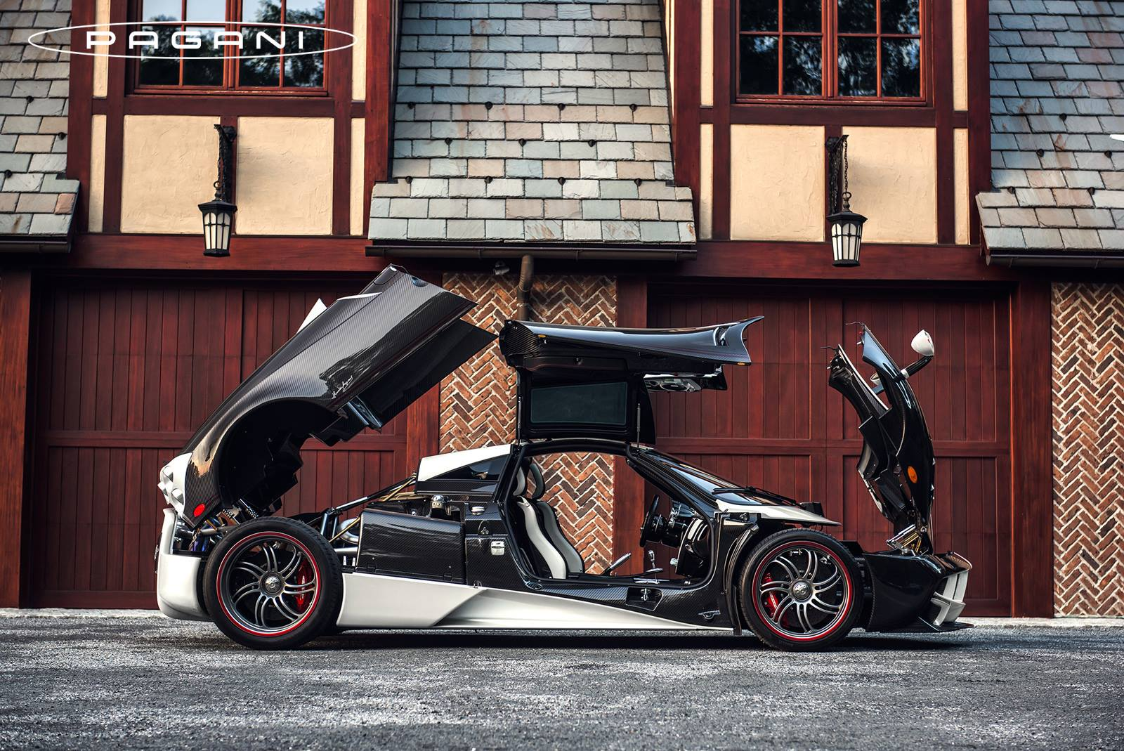 Photo Of The Day Utterly Stunning Pagani Huayra The King