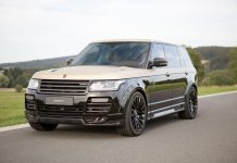 Range Rover Autobiography by Mansory