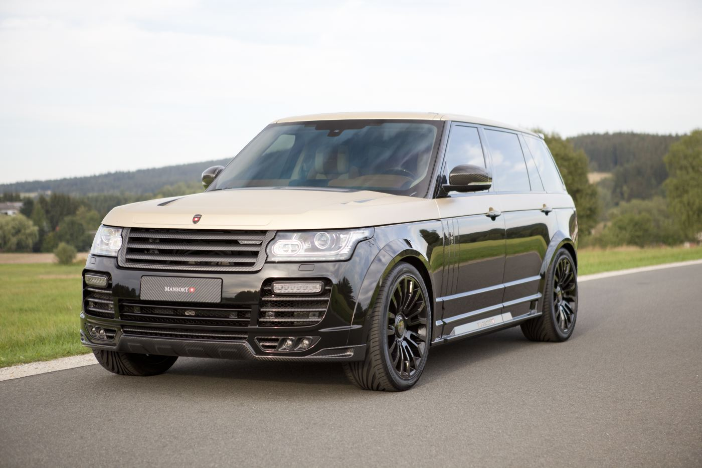 official mansory range rover autobiography lwb gtspirit. Black Bedroom Furniture Sets. Home Design Ideas