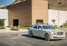Bentley Mulsanne ADV.1 front