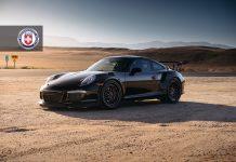 HRE Porsche 911 GT3 RS