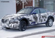 Maserati Levante confirmed for Geneva 2016