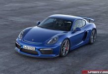 Porsche Cayman GT4 getting a PDK