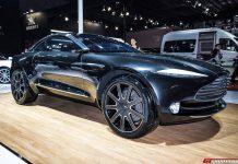 Aston Martin DBX crossover