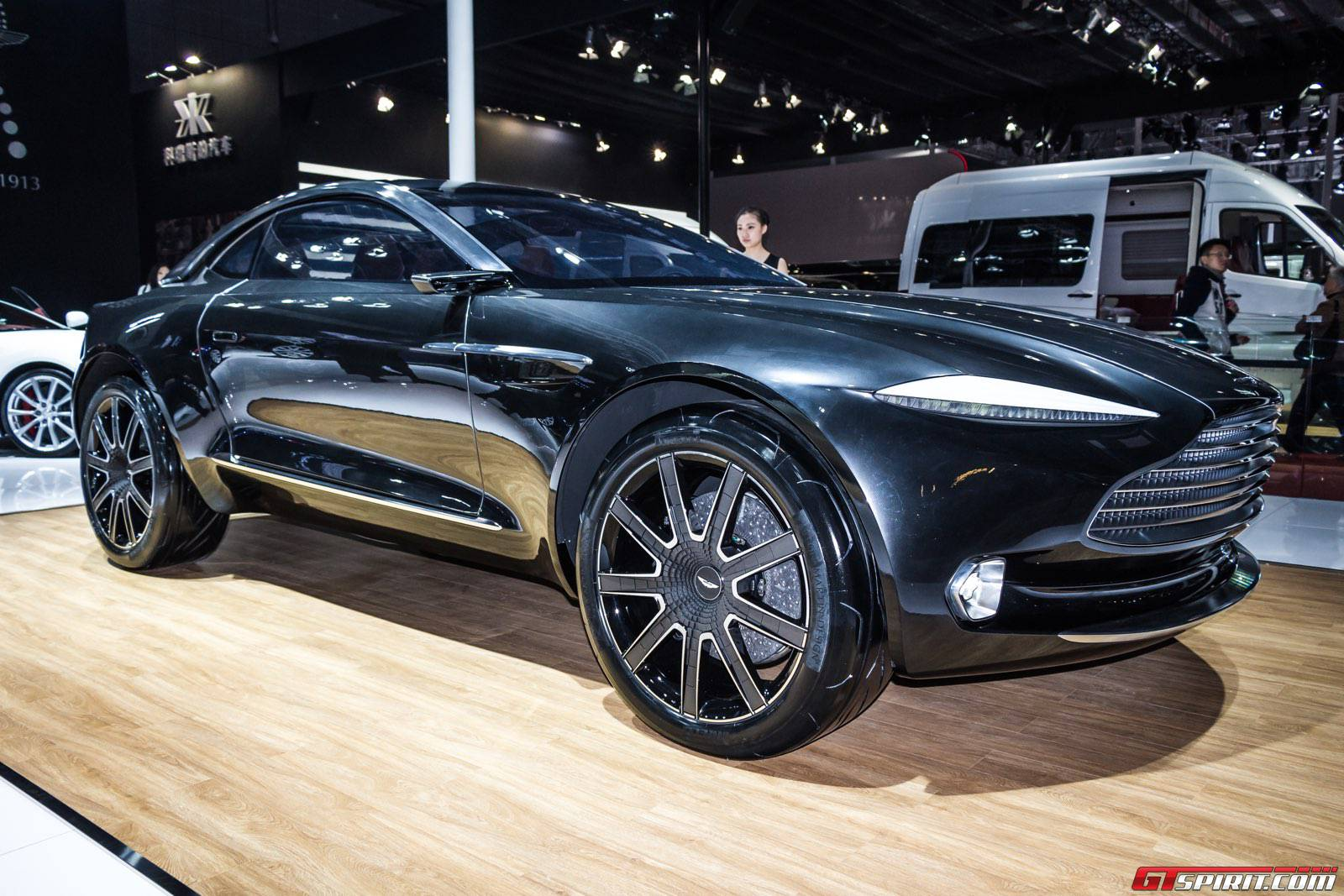 Aston Ceo Says Beautiful Suvs Are Impossible Gtspirit