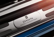 Rolls-Royce Dawn teased