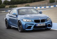 BMW M2 front
