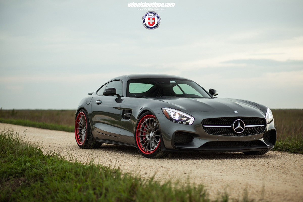 mercedes amg gt s poses with hre wheels gtspirit. Black Bedroom Furniture Sets. Home Design Ideas