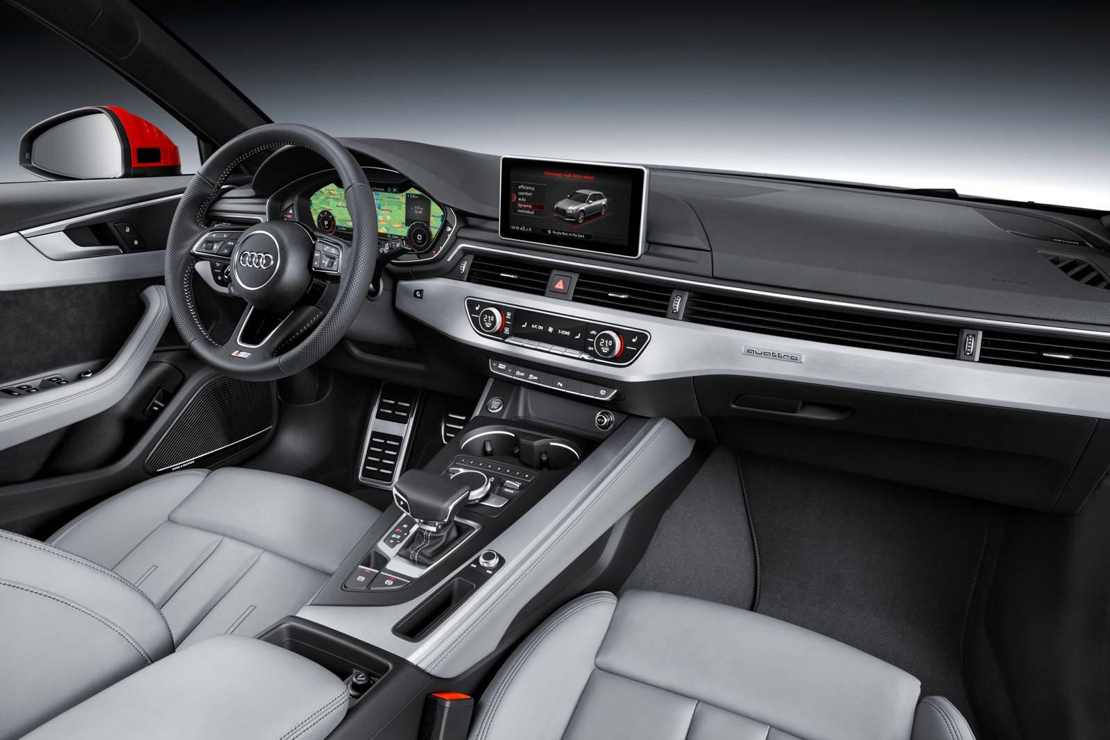 2016 Audi A4 Avant Review - GTspirit