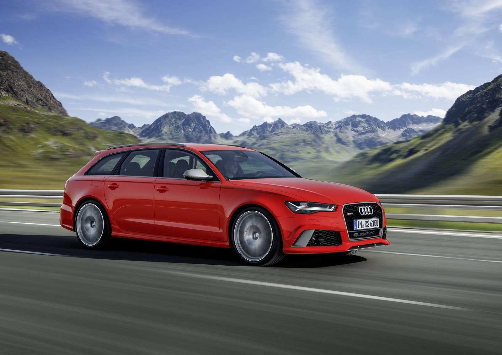 Official Audi RS And RS Performance Models GTspirit - Audi car models 2016