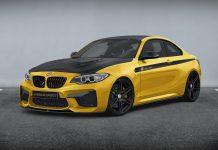 Manhart Racing BMW M2