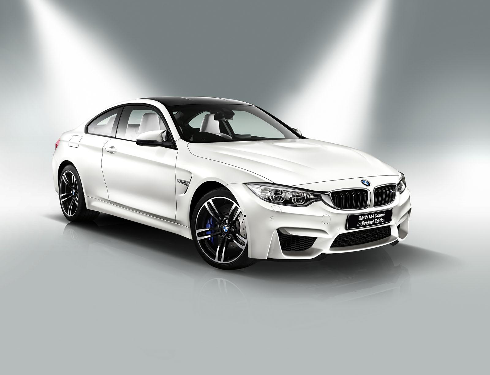 japan gets bmw m4 coupe m performance individual editions gtspirit. Black Bedroom Furniture Sets. Home Design Ideas