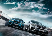 BMW X5 M and X6 M India 1