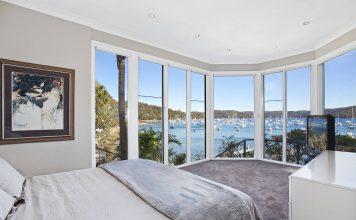 Beach House in Sydney interior