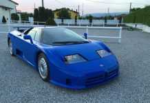 Bugatti EB110 for sale