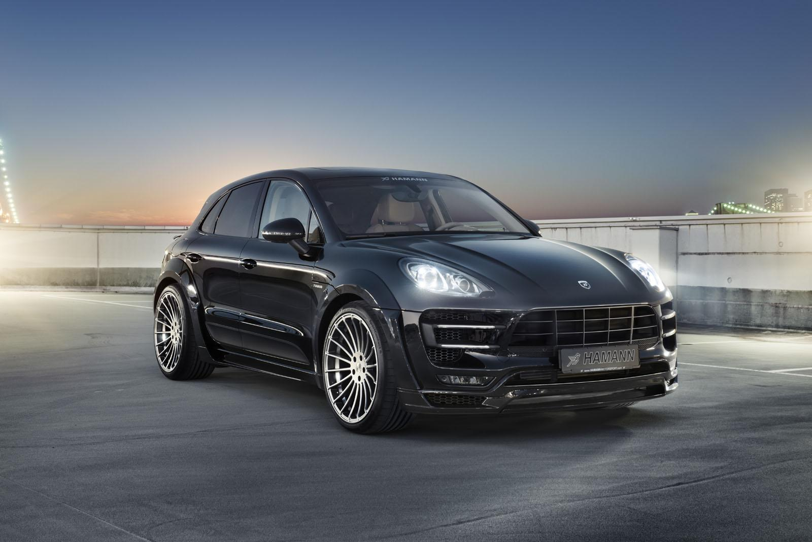 official hamann porsche macan s diesel gtspirit. Black Bedroom Furniture Sets. Home Design Ideas