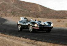 Jaguar D-Type auction