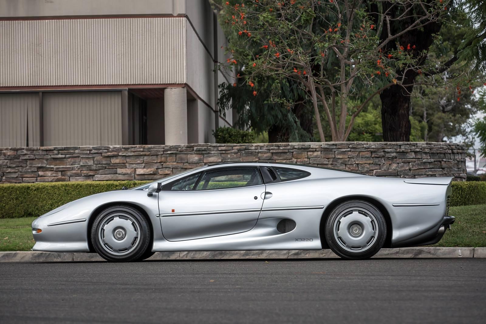 Jaguar xj220 for sale us
