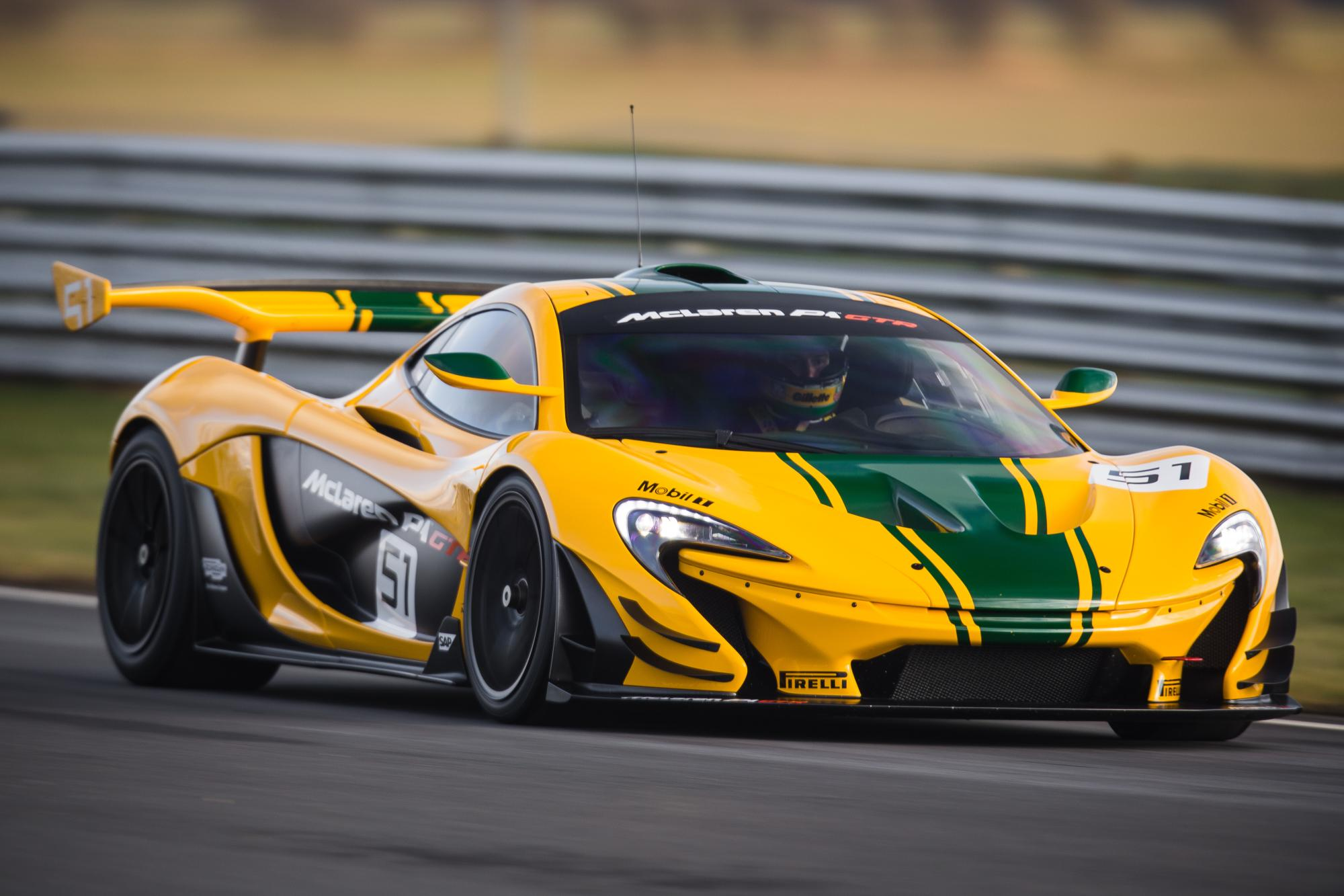 Mclaren P1 Gtr Logo >> Road Legal McLaren P1 GTR For Sale at $7.2 Million in Italy - GTspirit