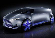 Mercedes-Benz Vision Tokyo exterior