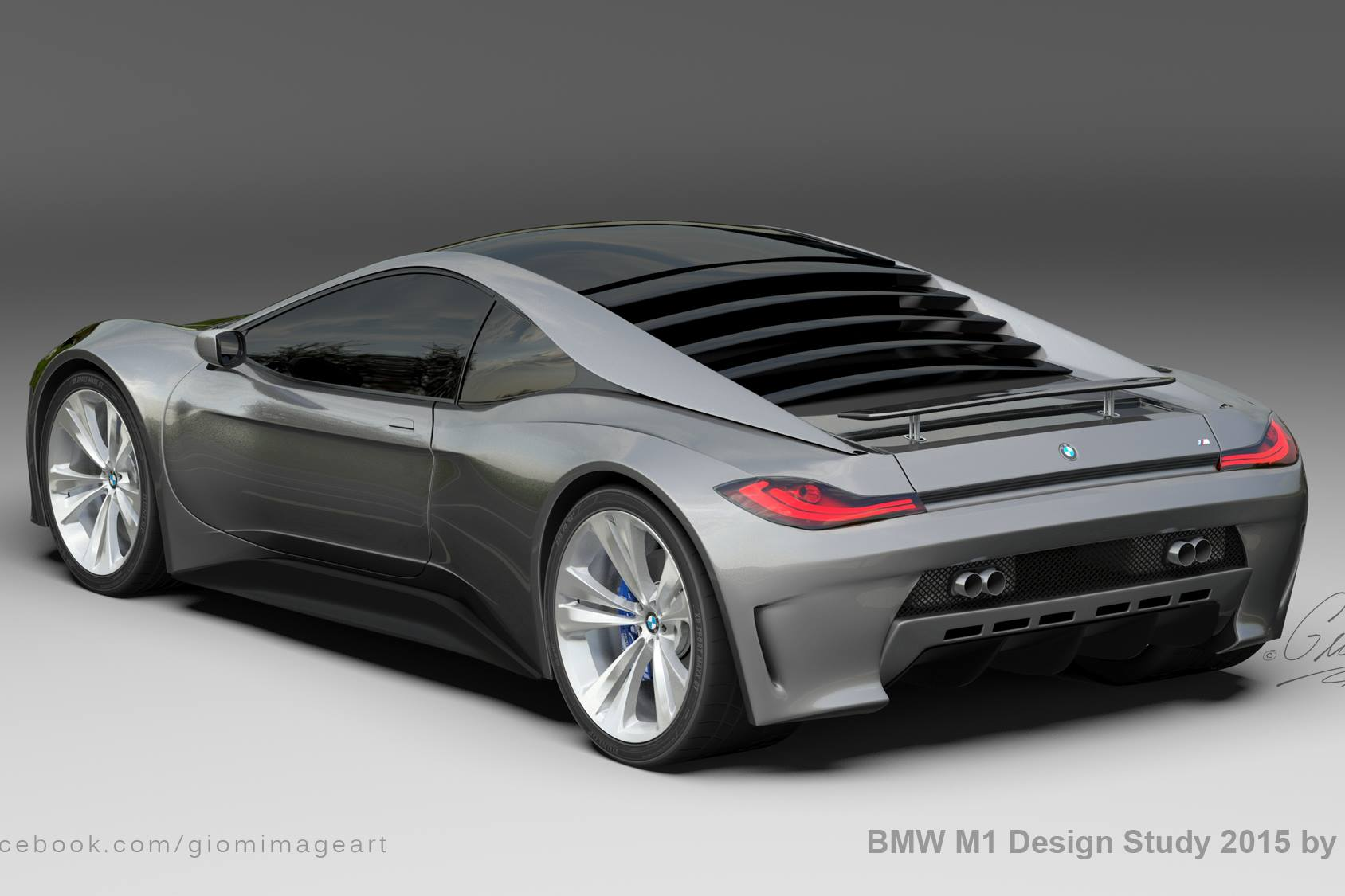 Modern Day Bmw M1 Imagined Gtspirit