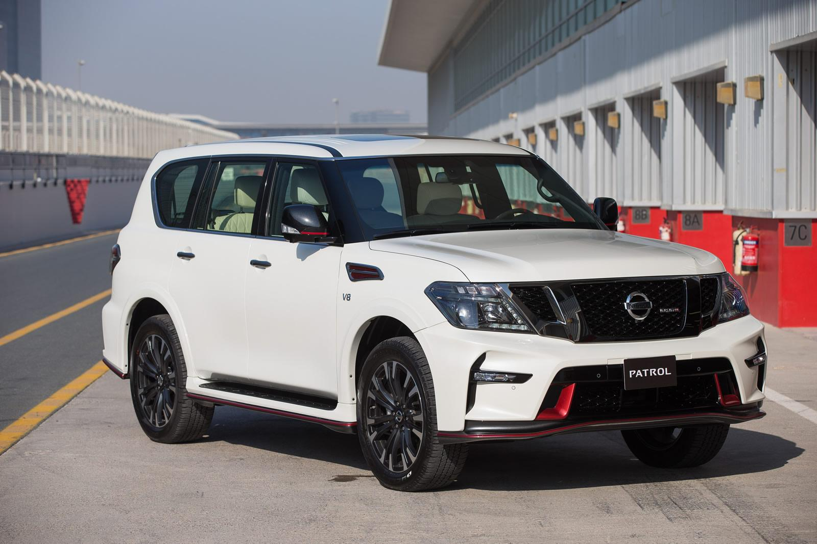Patrol Nismo >> Nismo Reveals 428 hp Nissan Patrol for the Middle East - GTspirit