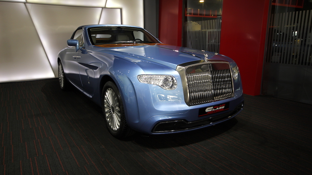 Pininfarina Rolls-Royce Hyperion For Sale Again