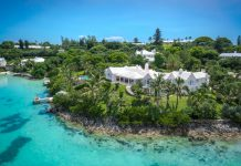 Bermuda estate for sale
