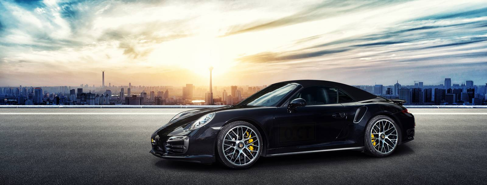 official porsche 911 turbo s by o ct tuning gtspirit. Black Bedroom Furniture Sets. Home Design Ideas