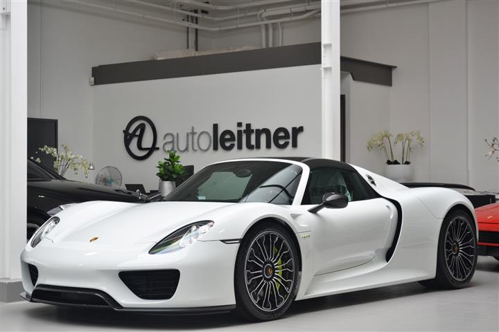Porsche 918 spyder for sale at 18 million in the netherlands porsche 918 spyder for sale sciox Images