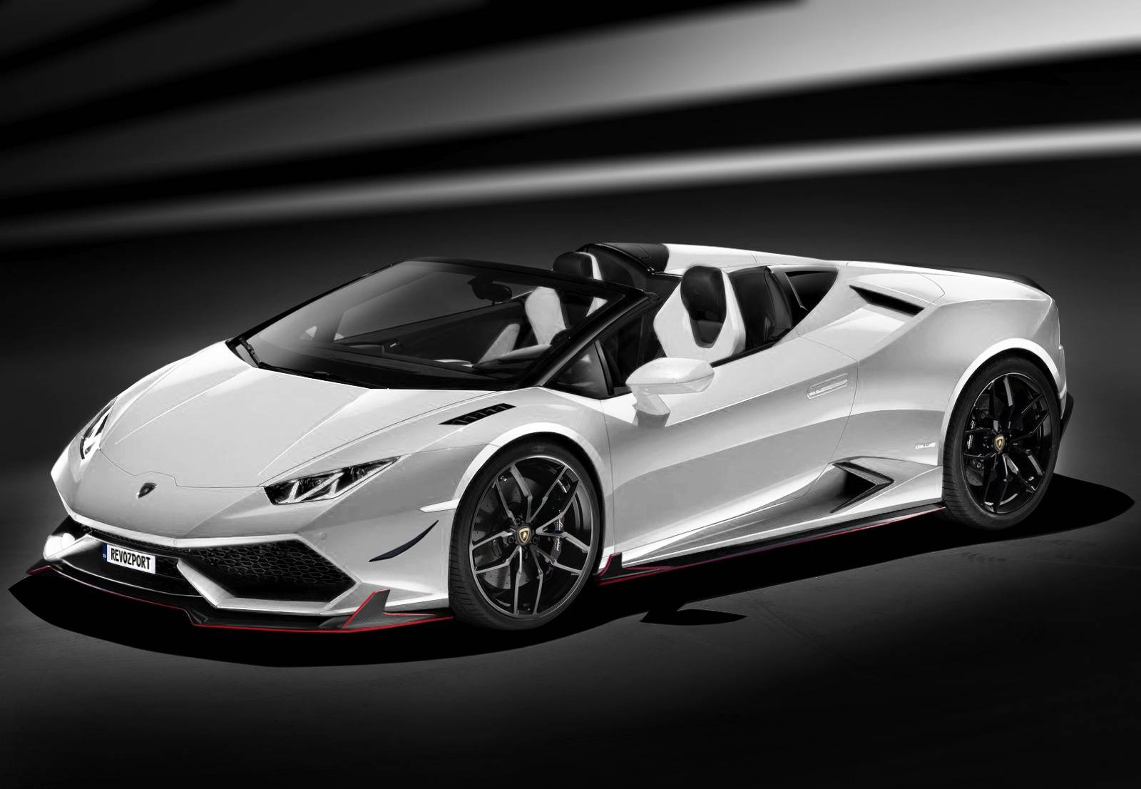 official revozport razmig 700hp lamborghini huracan spyder gtspirit. Black Bedroom Furniture Sets. Home Design Ideas