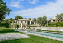 $20 million Saint Tropez mansion for sale