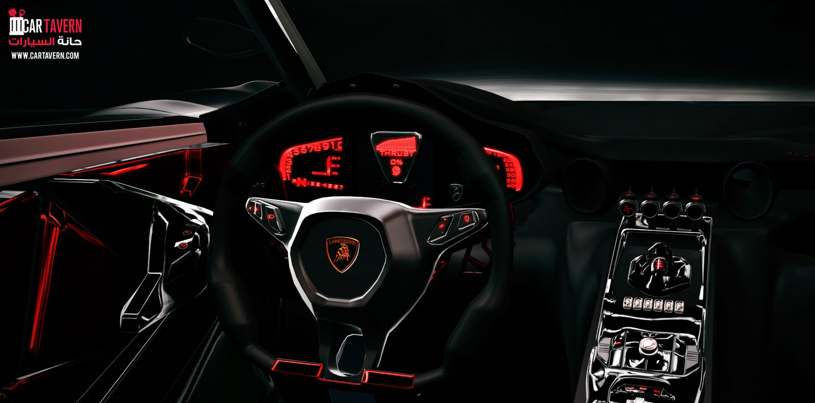 Crazy 990hp Lamborghini Diverso Hypercar Rendered