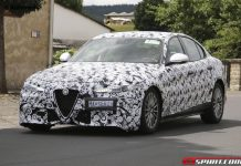 Entry-level Alfa Romeo Giulia debuting at Geneva 2016